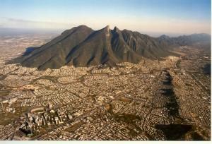 Pretty Mountain in Monterrey