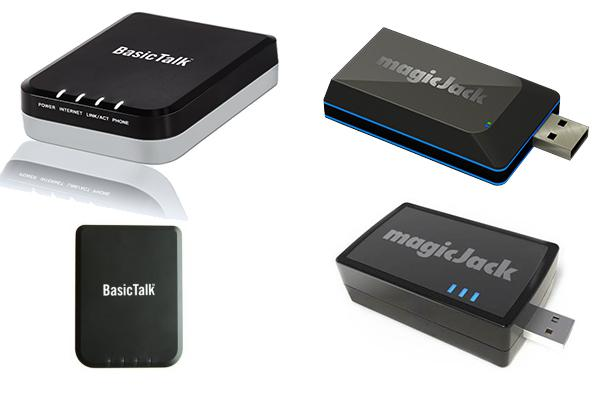 MagicJack vs. Basic Talk
