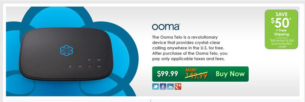 Ooma Telo Special Offers Are Often Avaliable