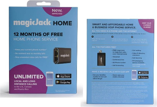 magicjack Home Review