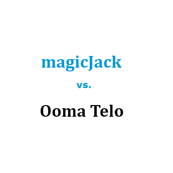 magicJack vs Ooma Telo Comparison for 2021