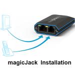 magic Jack Installation Instructions