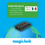 magicJack Calling To Mexico