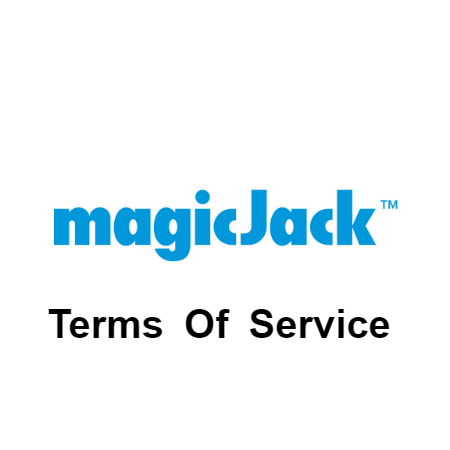 magicJack Terms Of Use
