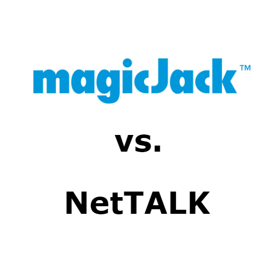 magicJack vs. NetTalk VoIP Comparison for 2020