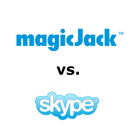 magicJack vs. Skype Comparison for 2021