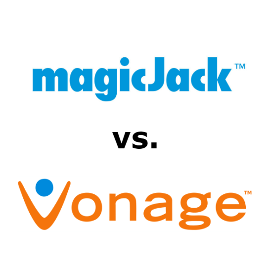 magicJack vs Vonage Comparison for 2021