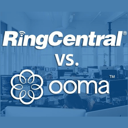 RingCentral vs Ooma Office Comparison for 2020