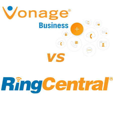 RingCentral vs. Vonage Business Comparison for 2020