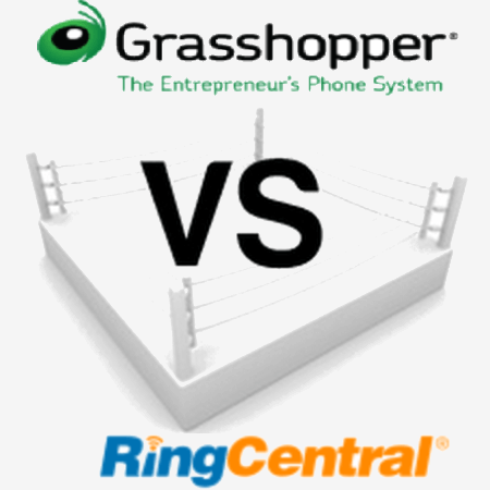 RingCentral vs Grasshopper Comparison for 2020
