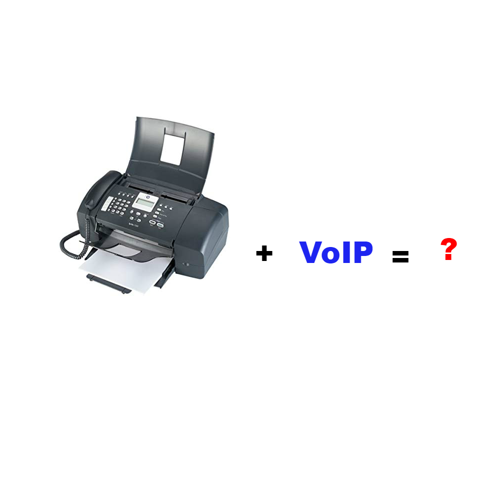 VoIP Faxing – Can You Fax Over VoIP?