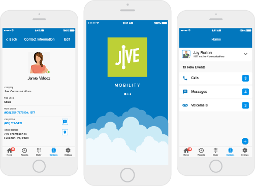 Jive App