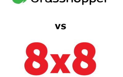 8×8 vs Grasshopper Comparison for 2020
