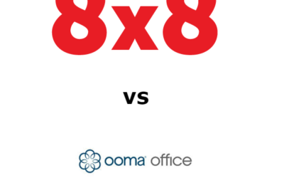 8×8 vs Ooma Office Comparison for 2020