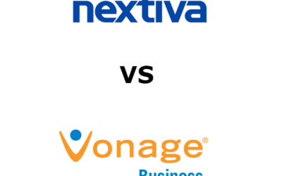 Nextiva vs Vonage Business Comparison 2020