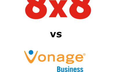 8×8 vs Vonage Business Comparison for 2020