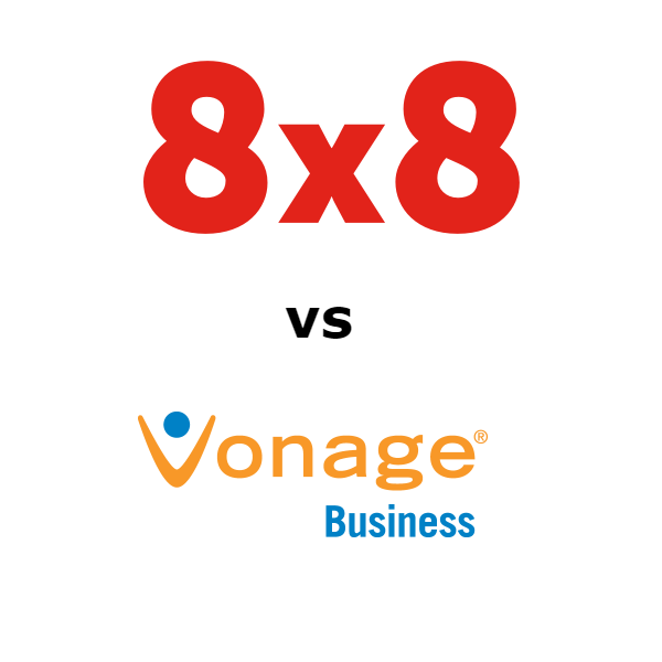 8x8 or Vonage
