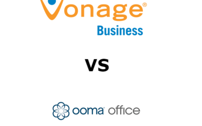 Vonage Business vs Ooma Office Comparison 2020