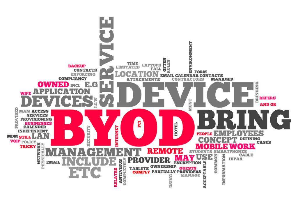 Word Cloud BYOD