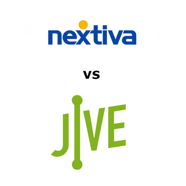 Jive vs Nextiva