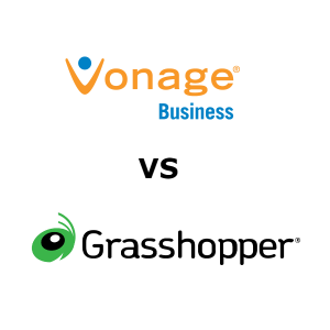 Grasshopper vs Vonage Business Comparison