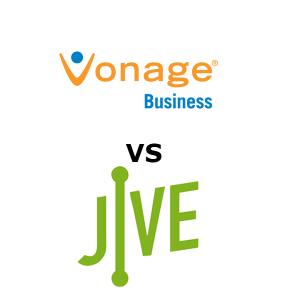 Jive vs Vonage Business Comparison