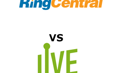 RingCentral vs Jive Compared for 2020