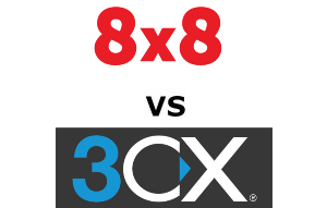 8×8 vs 3CX Compared for 2020