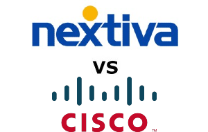 Nextiva vs Cisco Compared for 2020