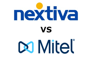 Nextiva vs Mitel Phone System Compared for 2020