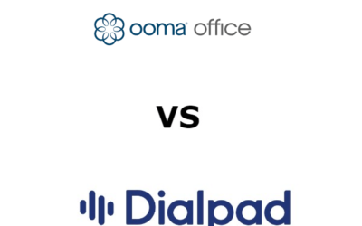 Ooma Office vs Dialpad Compared for 2020
