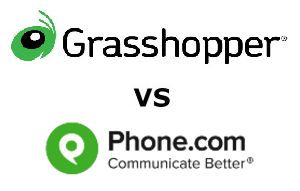 Grasshopper vs Phone.com Compared for 2020