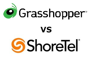 Grasshopper vs ShoreTel Compared for 2020