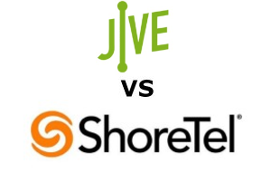 Jive vs ShoreTel Compared for 2020