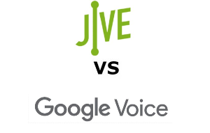 Jive vs Google Voice for Business Compared 2020