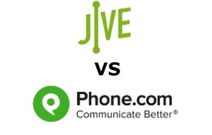 Jive vs Phone.com Compared for 2020