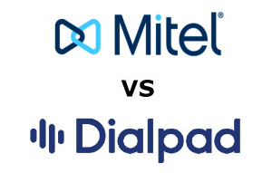 Mitel vs Dialpad Compared for 2020