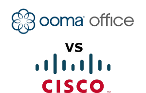 Ooma Office vs Cisco Compared for 2020