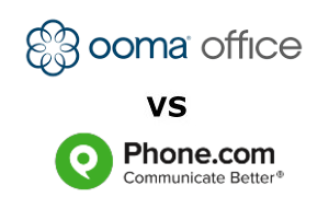 Ooma Office vs Phone.com Compared for 2020