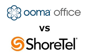 Ooma Office vs ShoreTel Compared for 2020