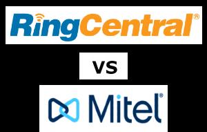 RingCentral vs Mitel Compared for 2021