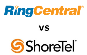 RingCentral vs ShoreTel Compared for 2020