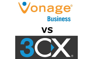 Vonage Business vs 3CX Compared for 2020