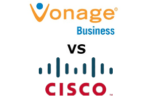 Vonage Business vs Cisco Compared for 2020