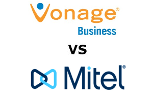 Vonage Business vs Mitel Compared for 2020