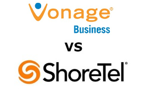 Vonage Business vs ShoreTel Compared for 2020