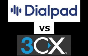 Dialpad vs 3CX Compared for 2021