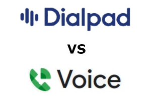 Dialpad vs Google Voice Business Compared for 2021