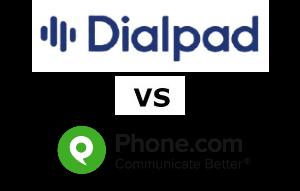 Dialpad vs Phone.com Compared for 2021