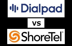 Dialpad vs ShoreTel Compared for 2021